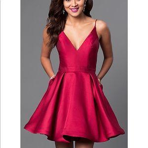Dresses & Skirts - Homecoming dress prom dress